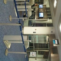 Photo taken at Gate D10 by Guillermo F. on 2/1/2012