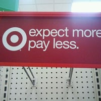 Photo taken at Target by Steve P. on 1/4/2012