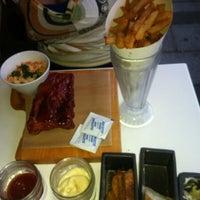 Photo taken at Brasserie T by Alexandra on 7/23/2012