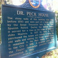 Photo taken at Dr. Peck House by Albert on 1/2/2012