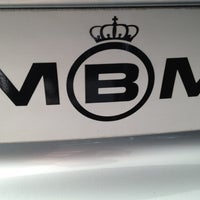 Photo taken at MBM MOBILE by Pedro S. on 12/24/2011