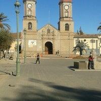 Photo taken at Iglesia De Andacollo by Sheila A. on 9/5/2012