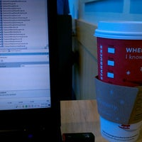 Photo taken at Starbucks by JT T. on 11/11/2011