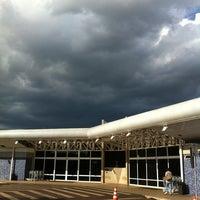 Photo taken at Aeroporto de Ribeirão Preto / Doutor Leite Lopes (RAO) by Beatriz M. on 12/26/2011