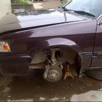 Photo taken at XSIDE AUTO SERVICE by Ary M. on 2/2/2012