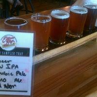 Photo taken at Elliott Bay Public House & Brewery by Jill C. on 8/4/2012