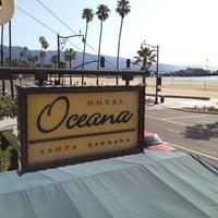 Photo taken at Hotel Milo Santa Barbara by David B. on 4/5/2012