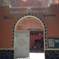 4/23/2012 tarihinde Ady V.ziyaretçi tarafından Escuela Nacional De Bellas Artes EIA 1'de çekilen fotoğraf