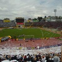 Foto tomada en Estadio Olimpico Atahualpa por Sebastian V. el 10/2/2011