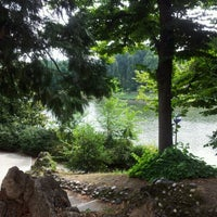 Photo taken at Parco del Valentino by Piero P. on 8/1/2012