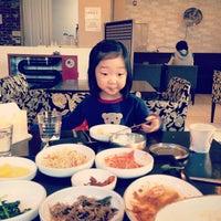 Photo taken at EMC 식당 by kangdong on 11/20/2011