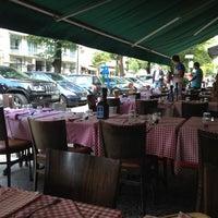Photo taken at Mondo Pazzo by Kai M. on 8/23/2012