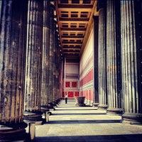 Foto scattata a Altes Museum da Ilya il 6/30/2012
