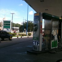 Photo taken at Posto BR Mataripe by Fred A. on 7/18/2012
