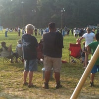 Photo taken at Loopers Field. Panthers Football by Dawn D. on 7/25/2011
