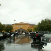 Photo taken at Walmart Supercenter by Kay W. on 11/20/2011