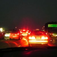 Photo taken at I-10 (San Bernardino Freeway) by Kali K. on 12/16/2011