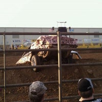 Photo taken at Central States Fairgrounds by Jenna G. on 8/21/2011