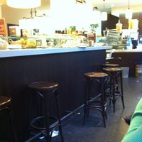 Photo taken at Flaires del Cafè by Dominic P. on 3/15/2011