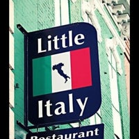 Photo taken at Little Italy by Valerie F. on 10/26/2011