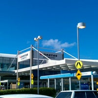 Photo taken at Brisbane Airport Domestic Terminal by Marc C. on 8/4/2011