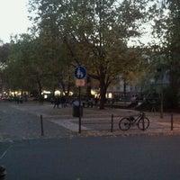 Das Foto wurde bei Kinderspielplatz Ludwigkirchplatz von Thomas A. am 11/1/2011 aufgenommen