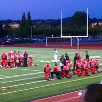 "Photo taken at Renton Memorial Stadium by Khaleeq ""Big Cheese"" A. on 9/3/2011"