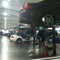 Photo taken at Mercedes-Benz of Tampa by Lisa F. on 4/5/2012