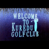 Photo taken at Kuredu Golf Club by Christian K. on 9/3/2012