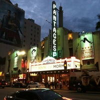 Photo prise au Pantages Theatre par Darin B. le9/6/2012
