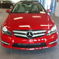 Photo Taken At Mercedes Benz Of Fort Wayne By Columbia City G. On 6 ...