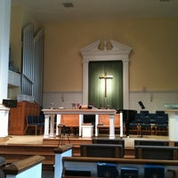 Photo taken at Northminster Presbyterian Church by Victoria M. on 9/4/2011