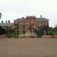 Photo taken at Kensington Palace by You Kyung L. on 11/12/2011