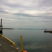 Photo taken at Crawford Wharf by Kim J. on 4/14/2012