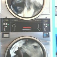 Photo taken at Splash Em' Out Laundry by Daniel M. on 8/4/2012
