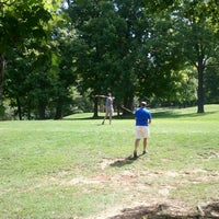 Photo taken at Cascades Golf Course by Dave G. on 8/19/2012