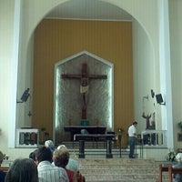 Photo taken at Igreja Nossa Senhora Das Gracas (tristeza) by Elisa T. on 1/29/2012
