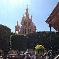 Foto tomada en Jardín Allende por alice P. el 3/31/2012