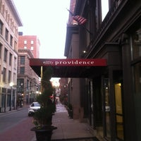 Photo taken at Hotel Providence by Gary Vincent L. on 4/16/2012