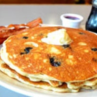 Photo taken at Egg Harbor Cafe by Mike R. on 10/1/2011