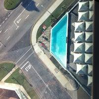 Photo taken at Radisson Blu Hotel, Port Elizabeth by Tholoana T. on 5/16/2012