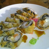 Photo taken at Yokohama Sushi by Mica B. on 6/11/2012