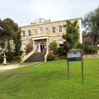 Photo taken at Chateau Yaldara by Venny J. on 8/23/2012