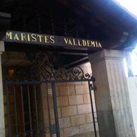 Photo taken at Maristes Valldemia by Albert G. on 10/7/2011