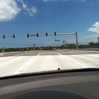 Photo taken at Interstate 95 Pineda Causeway Extension Exit by Doug D. on 7/18/2011
