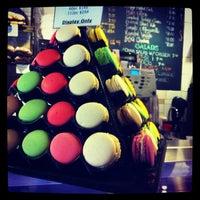 Photo taken at Francois Payard Bakery by Christopher S. on 4/17/2012