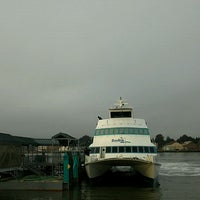 Photo taken at Baylink Ferry by Paris D. on 11/8/2011