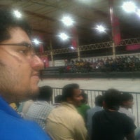 Photo taken at Exhibitions @ Palace Ground by Benoy S. on 8/27/2011