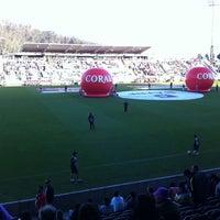 Photo taken at Estádio da Madeira by Fred C. on 11/26/2011