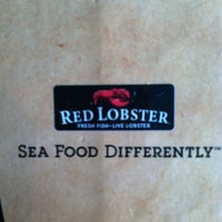 Photo taken at Red Lobster by Katrina C. on 2/18/2012
